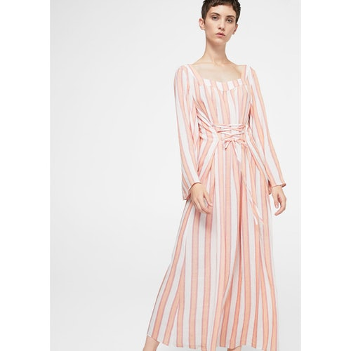 f02d6911ab The Maxi Dresses From Mango That Keep You Fully Covered