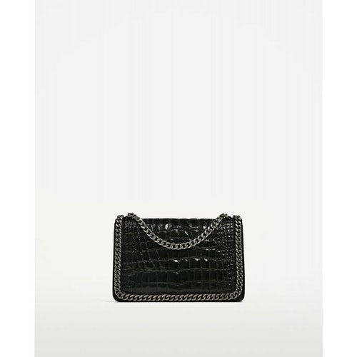 934e221c8e crossbody bag with embossed chain