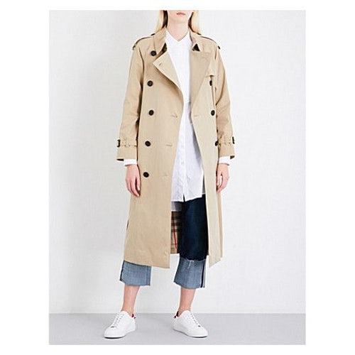 beautiful style best wholesaler best Burberry Westminster Cotton Trench Coat