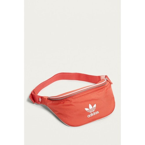 c40a09cdbf adidas Originals Red Logo Crossbody Bag | Urban Outfitters - Amaliah