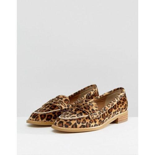eb2e8b778faf ASOS MUNCH Loafer Flat Shoes - Amaliah
